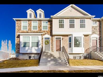 Provo Townhouse For Sale: 917 E 1140 S