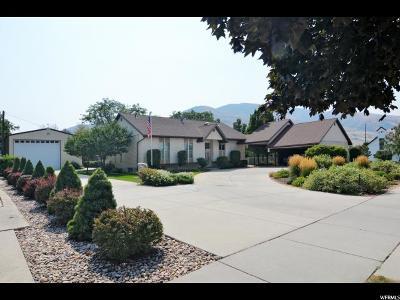 Brigham City Single Family Home For Sale: 559 S 200 E