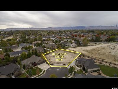 West Jordan Residential Lots & Land For Sale: 1061 W Alpine Ridge Cir S