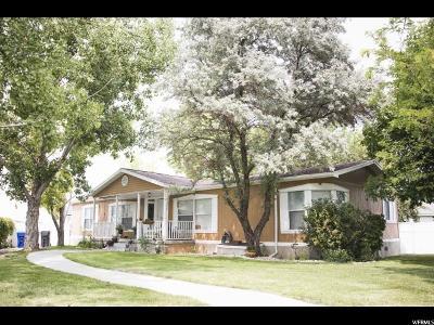 Grantsville Single Family Home For Sale: 288 W Peach St N