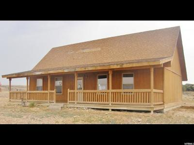 Duchesne UT Single Family Home For Sale: $85,000
