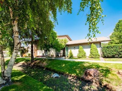 Salt Lake City Condo For Sale: 5759 S Waterbury Way E #42