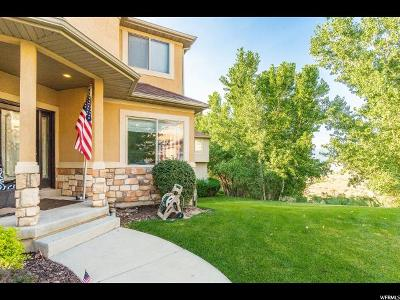 Draper Townhouse For Sale: 923 E Flathead Ct S