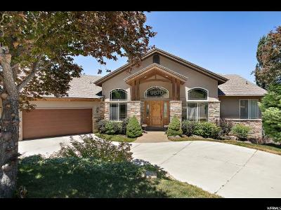 Sandy Single Family Home For Sale: 9870 S Granite Slope Dr