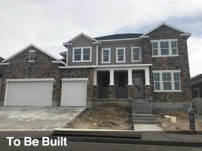 Draper Single Family Home For Sale: 898 E Deer Vista Ct #405