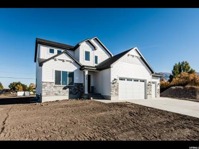 Nibley Single Family Home For Sale: 499 W 3220 S