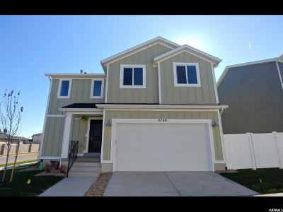 West Jordan Single Family Home For Sale: 6769 W Ulysses Pl S #19