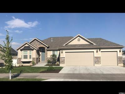 Lehi Single Family Home For Sale: 578 W Trailside Dr