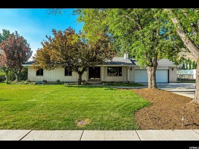 Lindon Single Family Home For Sale: 775 E Center St