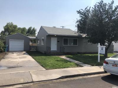 Orem Single Family Home For Sale: 34 E 1600 S