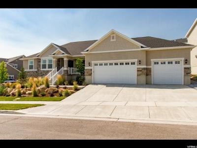 Lehi Single Family Home For Sale: 792 W Summer View Ln