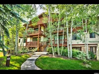 Park City Condo For Sale: 1600 W Pinebrook Blvd #I-6