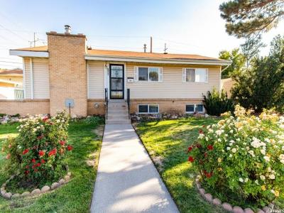 Murray Single Family Home For Sale: 1288 E Greenfield Cir