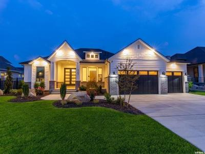 South Jordan Single Family Home For Sale: 2143 W Taylor View Dr