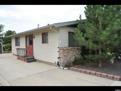Provo UT Single Family Home For Sale: $199,900