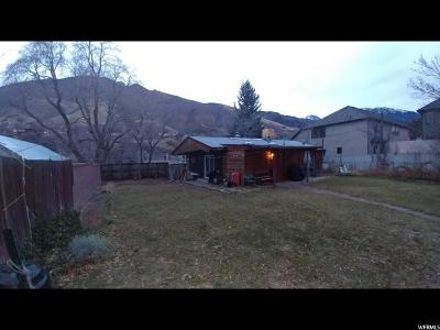 Cottonwood Heights Single Family Home For Sale: 8140 S 3500 E