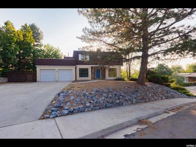 Orem Single Family Home For Sale: 1018 S 110 St W