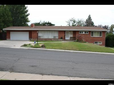 Orem Single Family Home For Sale: 737 W 700 S