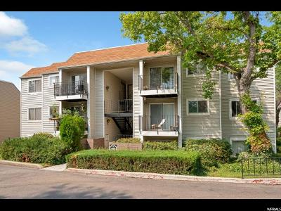 Holladay Condo For Sale: 1060 E Quail Park Dr Dr #H