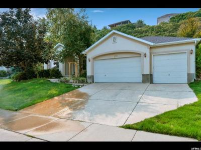 Draper Single Family Home For Sale: 538 E Rocky Mouth Ln