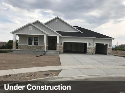 West Jordan Single Family Home For Sale: 5451 W Timm Ct S