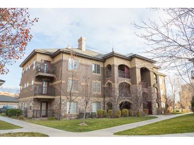 Pleasant Grove Condo For Sale: 684 S 2150 W #304
