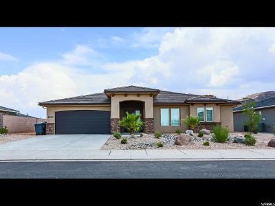 St. George Single Family Home For Sale: 5907 S Vega Way E