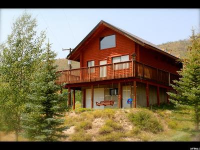 Scofield UT Single Family Home For Sale: $224,999