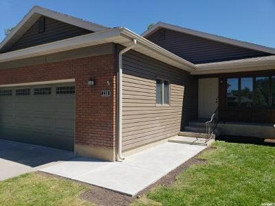 Logan Single Family Home For Sale: 228 N 400 E