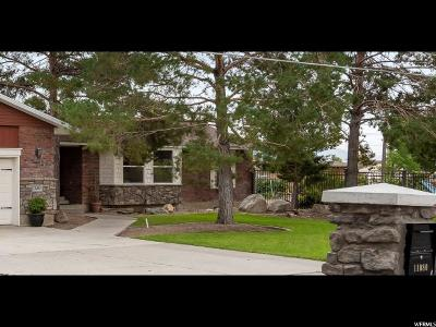 Highland Single Family Home For Sale: 11080 N 5730 St W