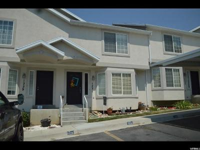 Spanish Fork Townhouse For Sale: 1231 E 540 N