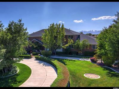 South Jordan Single Family Home For Sale: 11726 S Gold Dust Dr