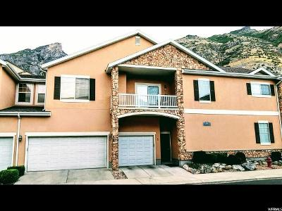 Provo Condo For Sale: 1061 S Canyon Meadow Drive Dr #5