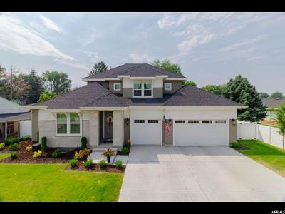 Holladay Single Family Home For Sale: 1526 E Winward Dr S