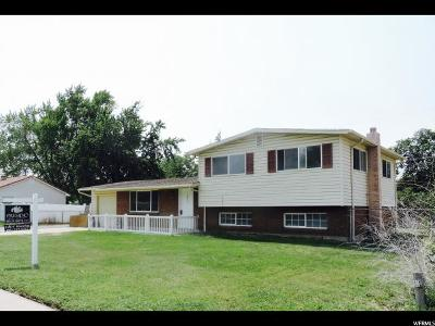 Orem Single Family Home For Sale: 691 N 800 W