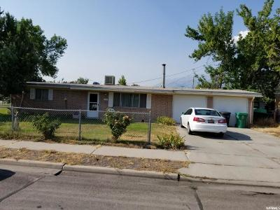 Provo Single Family Home For Sale: 1112 W 300 N