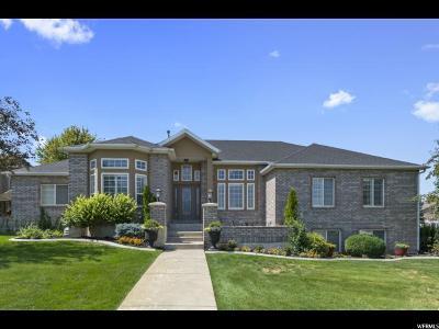 Draper Single Family Home For Sale: 14004 S Point Hills Cv E