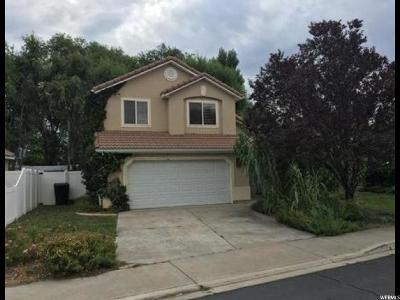 Spanish Fork Single Family Home For Sale: 183 S Spanish Trl