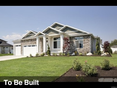 South Jordan Single Family Home For Sale: 10958 S Lees Dream Dr