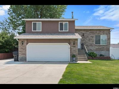 Highland Single Family Home For Sale: 4701 W 11000 N