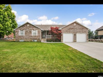 American Fork Single Family Home Under Contract: 7 S 900 E