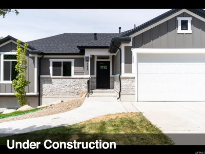 South Ogden Single Family Home Under Contract: 5382 S 1400 E