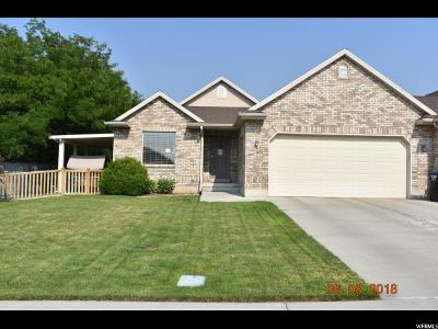 Salem Single Family Home For Sale: 737 S 300 W