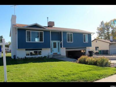 Orem Single Family Home For Sale: 959 W 1420 N