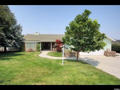 Bluffdale Single Family Home For Sale: 2964 W 14865 S
