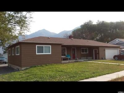 Brigham City UT Single Family Home For Sale: $245,000