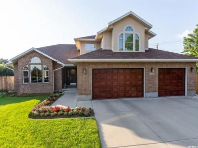 Murray Single Family Home For Sale: 5686 Cotton Ridge Cir