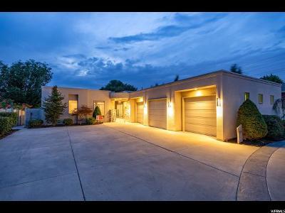 Sandy Single Family Home For Sale: 8130 S Smart E