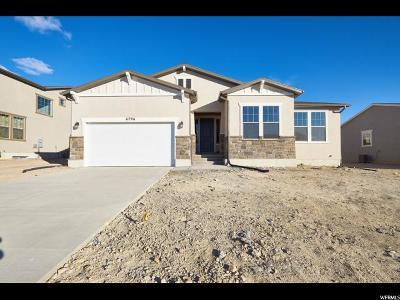 West Jordan Single Family Home For Sale: 6796 W Highline Park Dr