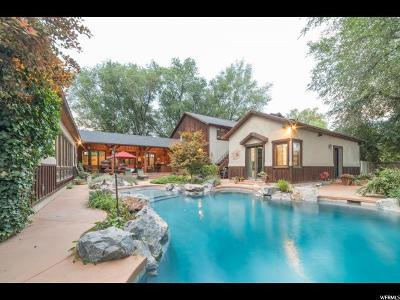 Provo Single Family Home For Sale: 1303 W 600 S